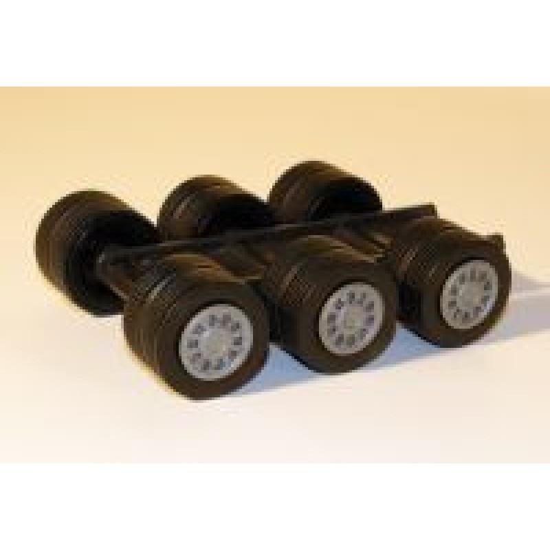 Emek Assen met kleine wielen - EM99015