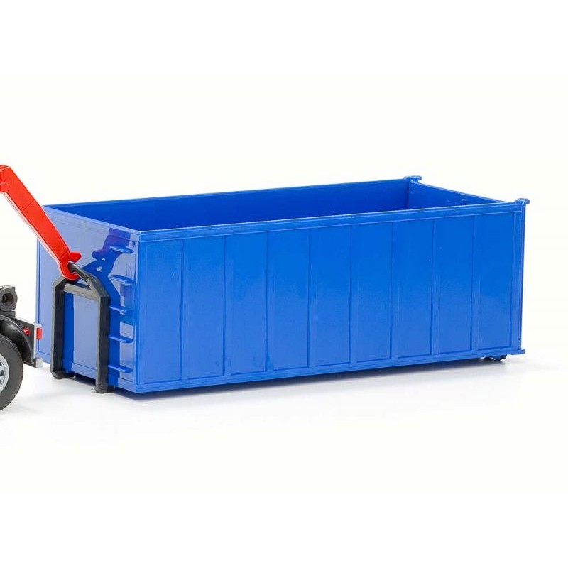 Emek Afzetcontainer groot - Blauw - EM99114