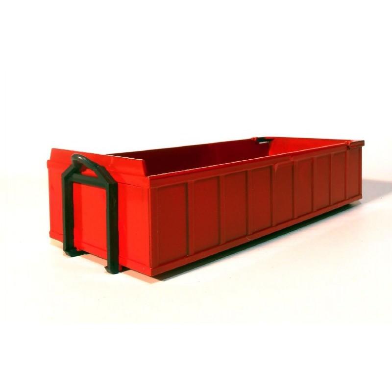 Emek Afzetcontainer klein - Rood - EM99105
